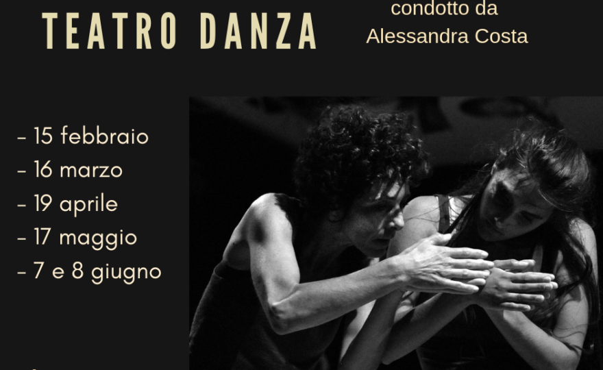 Workshop teatro-danza con Alessandra Costa