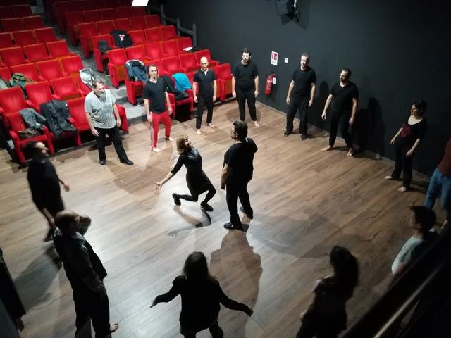 Corso di teatro adulti sopra i 45 anni