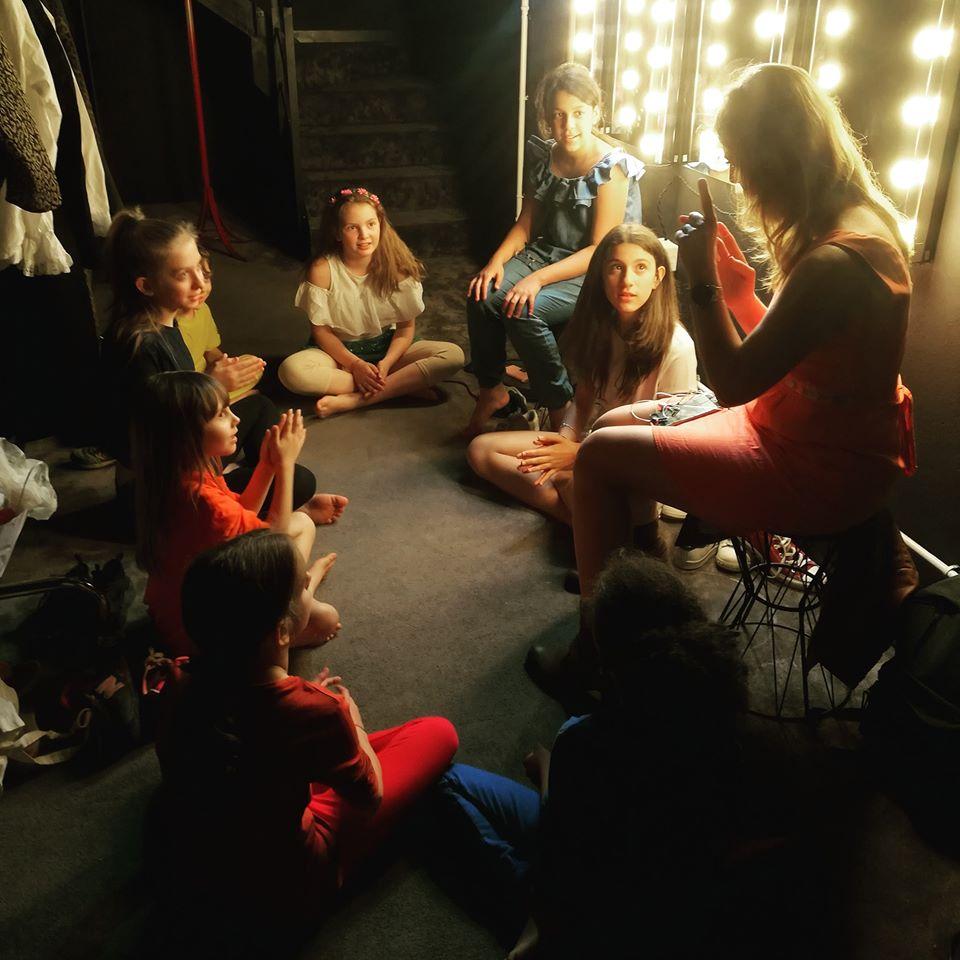 Corso di teatro in inglese per bambini dai 6 ai 12 anni divertendosi