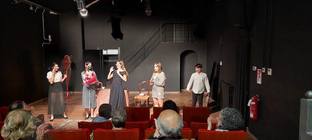 Spettacolo finale corso di teatro per ragazzi Milano